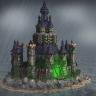 Hyrule Castle Zelda themed spawn/hub 100x100 // WOWZ // SPITTIN FIRE // WAS UBER EXPENSIVE