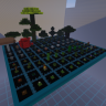 Ultimate Forest Minecraft Bundle (Rock tree and foliages)