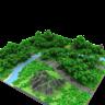Custom Grassland Terrain