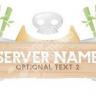 Skull Island - [HQ] Minecraft server logo // DRUG THEMED // PHOTOSHOP // DETAIL ! // [SEE PICS]