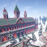 Santa's Gingerbread Christmas City [Download] // UBER DETAILED MAP // Perfect for RPG/SURVIVAL