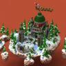 Santa Home Lobby // $10 LEAK // Amazing High-Quality christmas spawn/lobby // WINTER // SANTA CLAUS