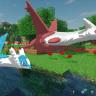 HQ Minecraft Latios And Latias Build Schematics // PIXELMON // STATUES // SEE PICTURES! // WAS $10