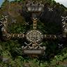 4 Portal Hub - Steampunk ⭐️