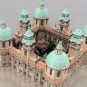 Baroque Spawn - St. Peters // CUSTOM // HUB // LOBBY // HQ // VINTAGE // FANCY // FACTIONS // WOW!!!