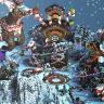 Winter Comes Spawn // CHRISTMAS HUB // SPAWN // LOBBY // SNOW // SANTA // AMAZING AND HQ!!!