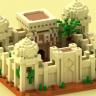 Desert Lobby // STAR WARS // EGYPT // CACTUS // HQ AND CUSTOM // SPAWN // HUB // EPIC!
