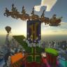 Hypixel's Main Hub [2020 CHRISTMAS WINTER THEME]