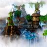 Zelda Skyblock // LINK // FANTASY // HQ // LOBBY // SKYWARS // HUB // SPAWN // EPIC // WOW!!