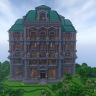 Luxury Palace Structure