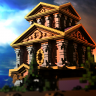Blue Factions Spawn  // PVP // SCHEMATIC // HUB // --== LEAKED / DOLLAR-BUILDS.COM \ BUILD ==--