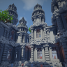 Gothic Structure Hub // ARCHITECTURE // BUILD // SPAWN // --== LEAKED / DOLLAR-BUILDS.COM \ BUILD ==