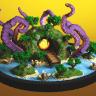 KRAKEN | Fantasy Hub // PIRATE ISLAND // PREMIUM BUILD // LOBBY // RELEASE THE KRAKEN! ///