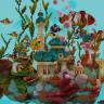 Seania Spawn/Hub // Explore the depths of this aquatic hub! // UNDERWATER // CUSTOM ///