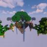 Sky Jungle - Free skywars map