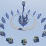 Skywars Map   1.17.1   FREE