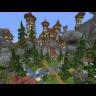 Minecraft hub [FREE DOWNLOAD] / schematic