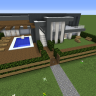 Modern Style House // Contemporary Design // Shimmer's Premium Collection!