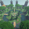 Nature Factions Spawn + Warzone